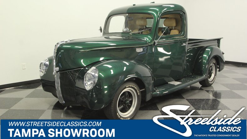 For Sale: 1940 Ford Pickup