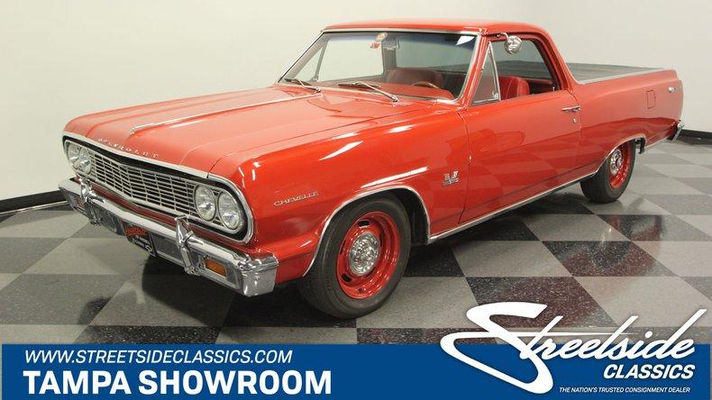 For Sale: 1964 Chevrolet El Camino