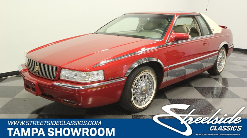 For Sale: 2000 Cadillac Eldorado