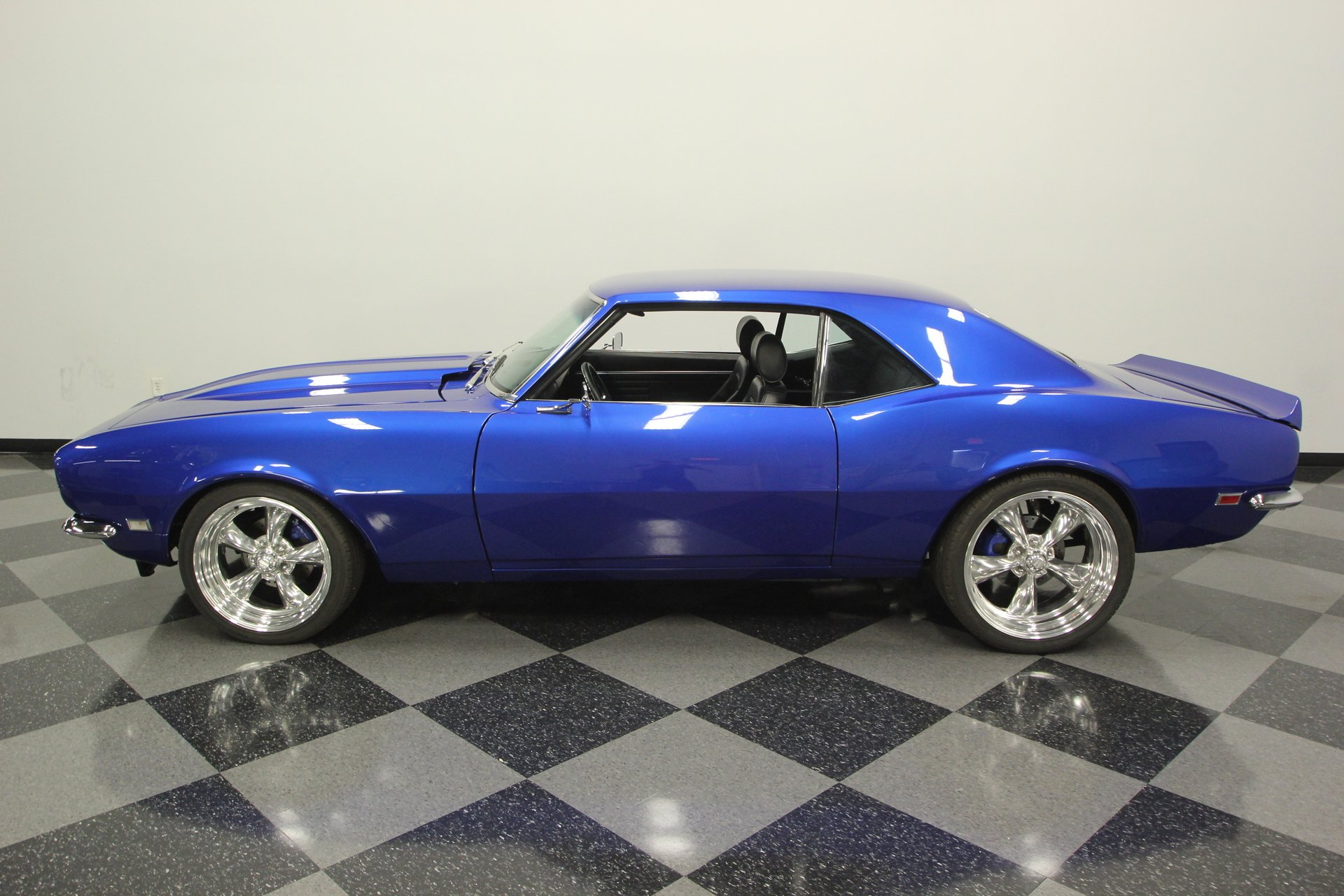 1968 chevrolet camaro rs pro touring