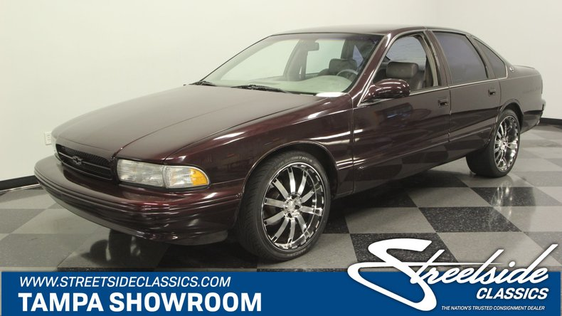 For Sale: 1996 Chevrolet Impala