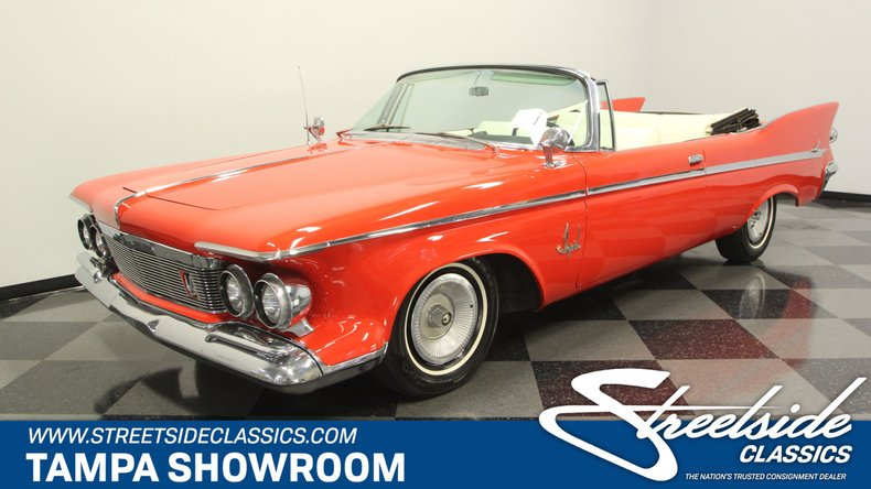 For Sale: 1961 Chrysler Imperial
