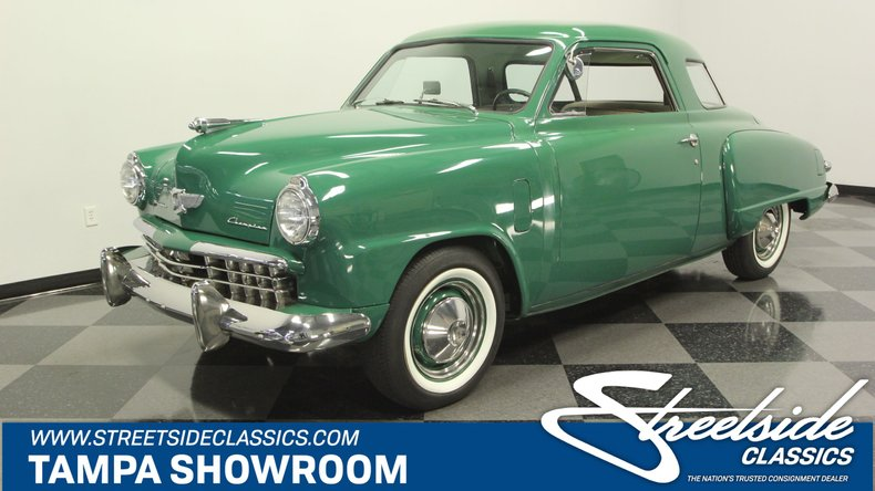 For Sale: 1949 Studebaker Champion