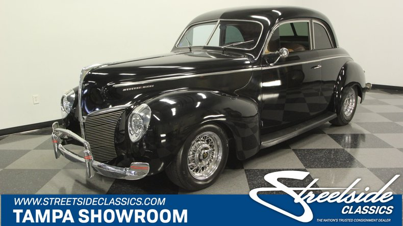 For Sale: 1940 Mercury Eight Window
