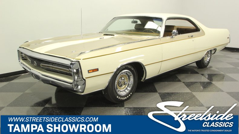 For Sale: 1970 Chrysler 300-H