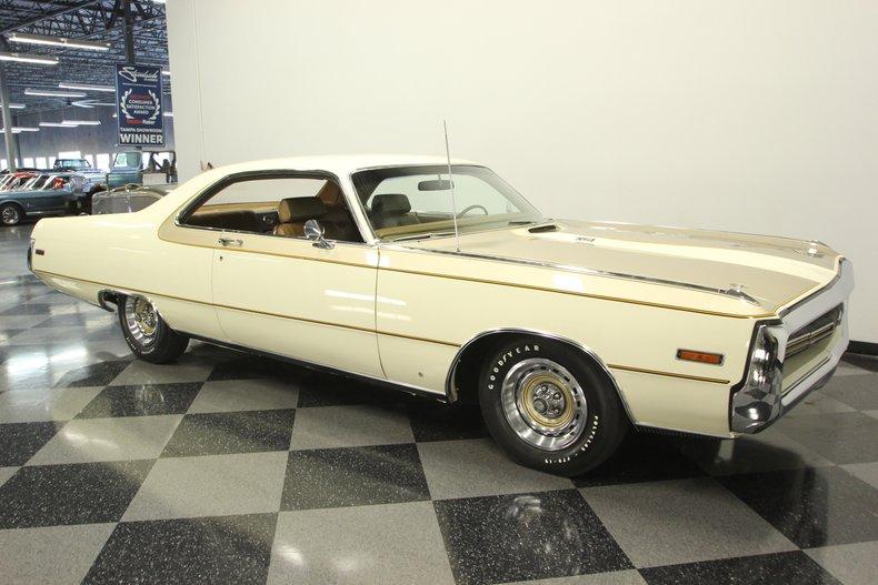 1970 Chrysler 300-H 16