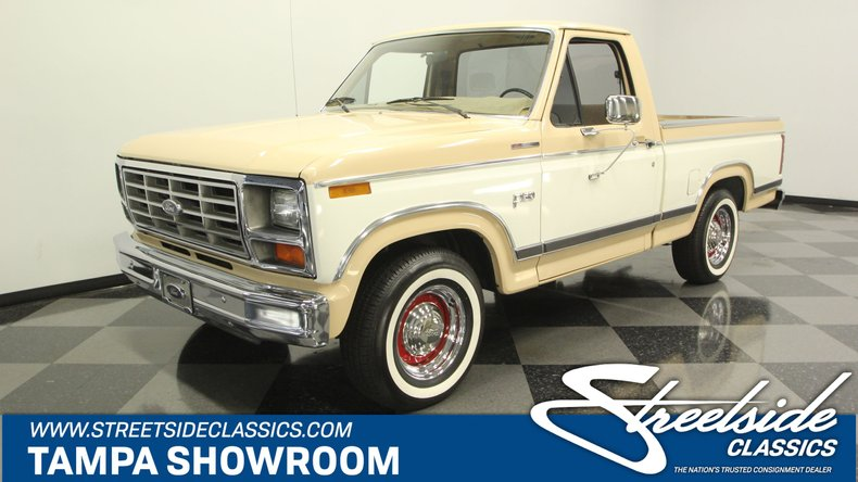For Sale: 1984 Ford F-150