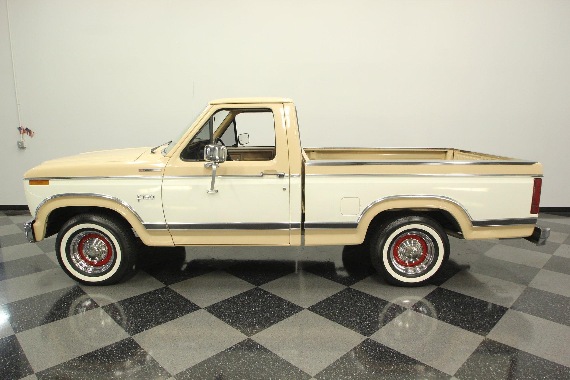 1984 ford f 150 xl