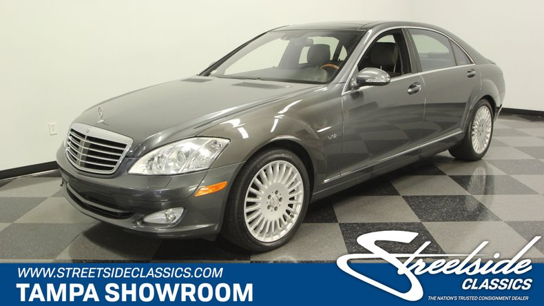 For Sale: 2007 Mercedes-Benz S600