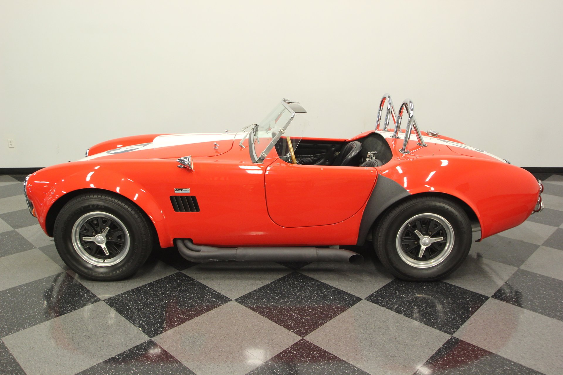 1966 shelby cobra everett morrison
