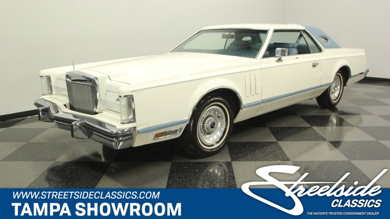 For Sale: 1978 Lincoln Mark V