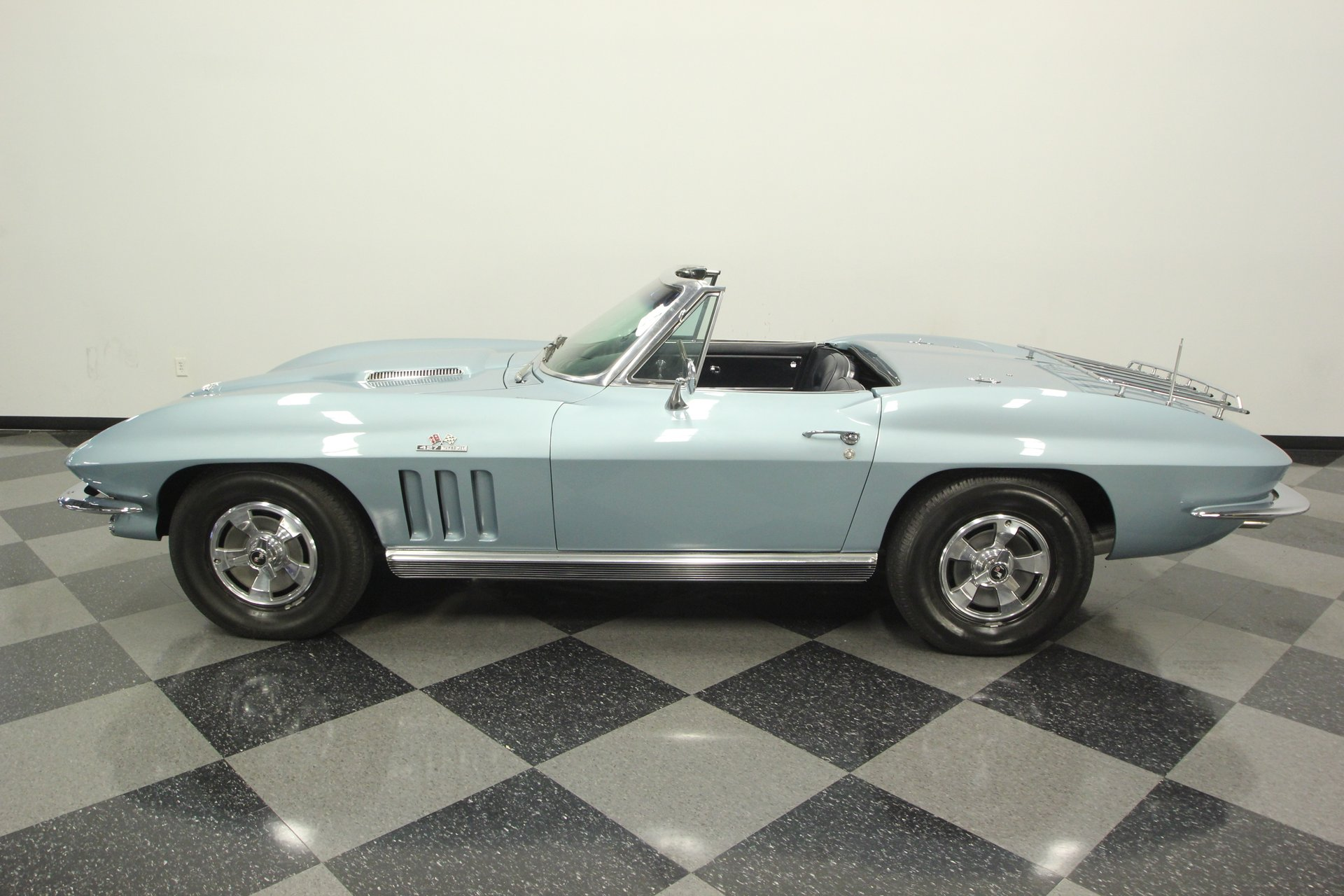 1966 chevrolet corvette l36 convertible