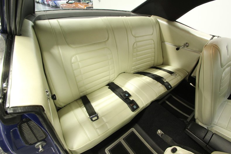 1968 Chevrolet Camaro 52