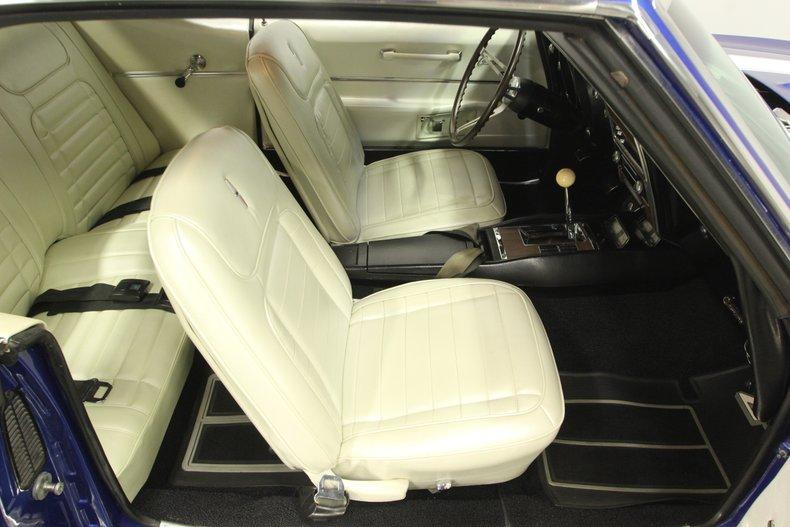 1968 Chevrolet Camaro 54