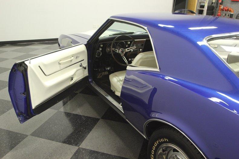 1968 Chevrolet Camaro 43