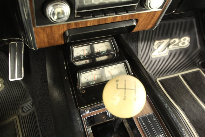1968 Chevrolet Camaro 66
