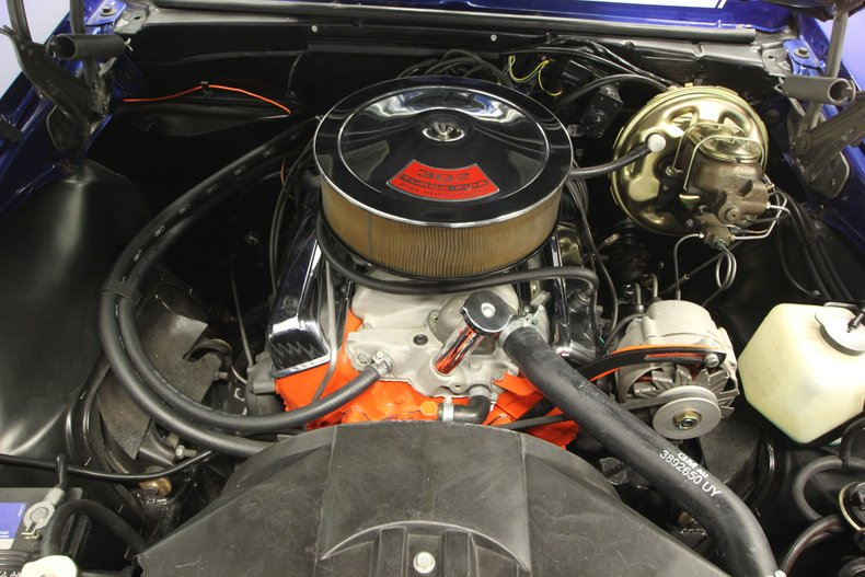 1968 Chevrolet Camaro 3