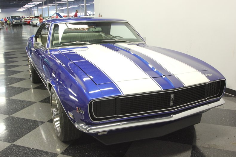 1968 Chevrolet Camaro 18