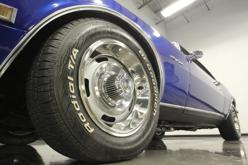 1968 Chevrolet Camaro 23