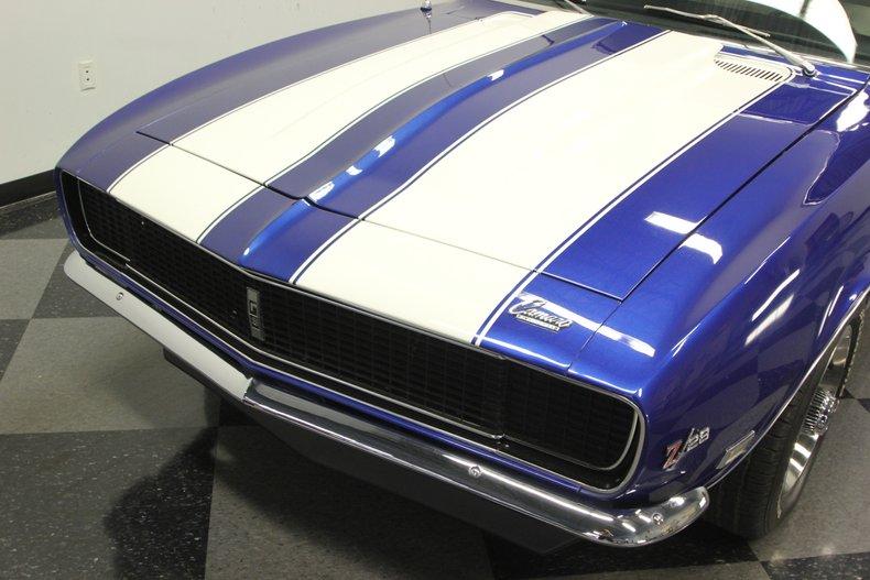 1968 Chevrolet Camaro 22