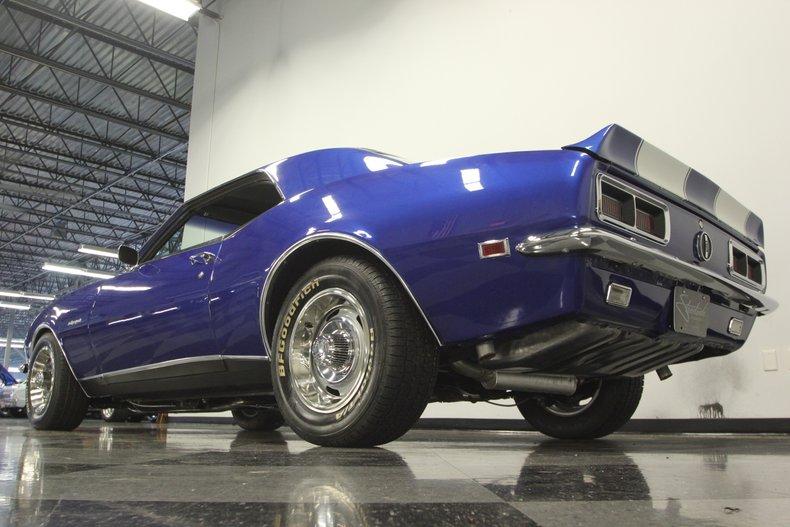 1968 Chevrolet Camaro 27