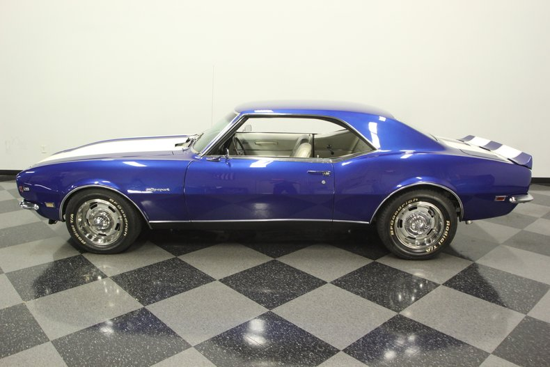 1968 Chevrolet Camaro 2