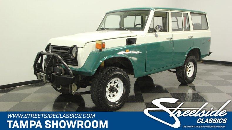 1970 Toyota FJ55 | Streetside Classics - The Nation's Trusted