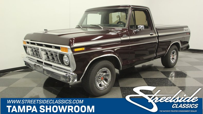 1977 Ford F-100 For Sale