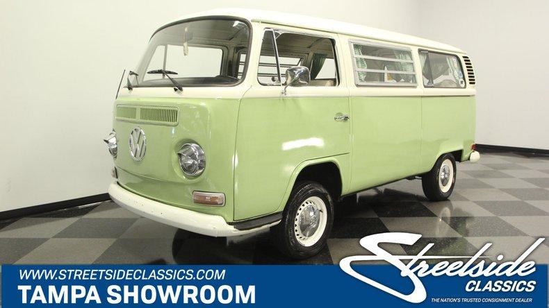 For Sale: 1972 Volkswagen Type 2