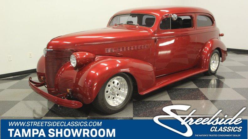 For Sale: 1939 Chevrolet Master