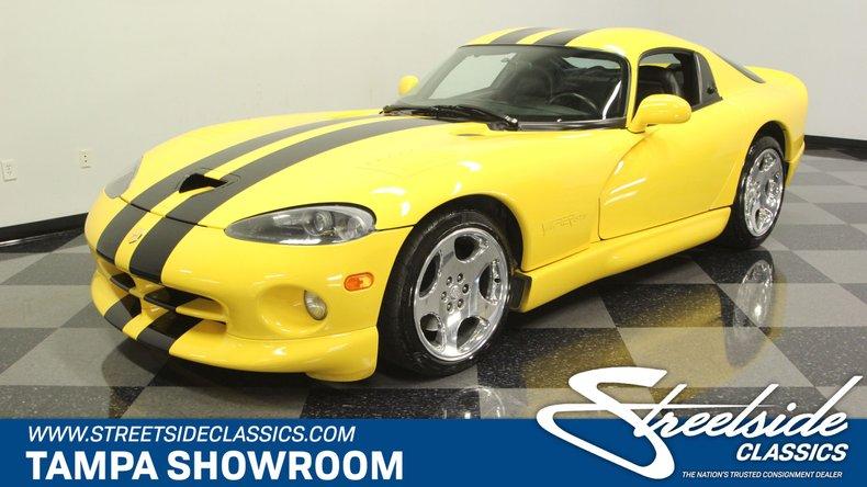 For Sale: 2001 Dodge Viper