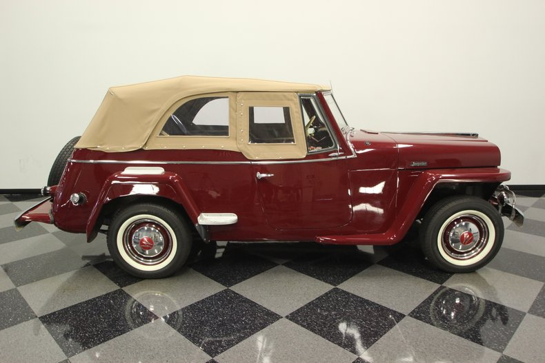 1948 Willys Jeepster 31
