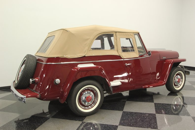 1948 Willys Jeepster 13