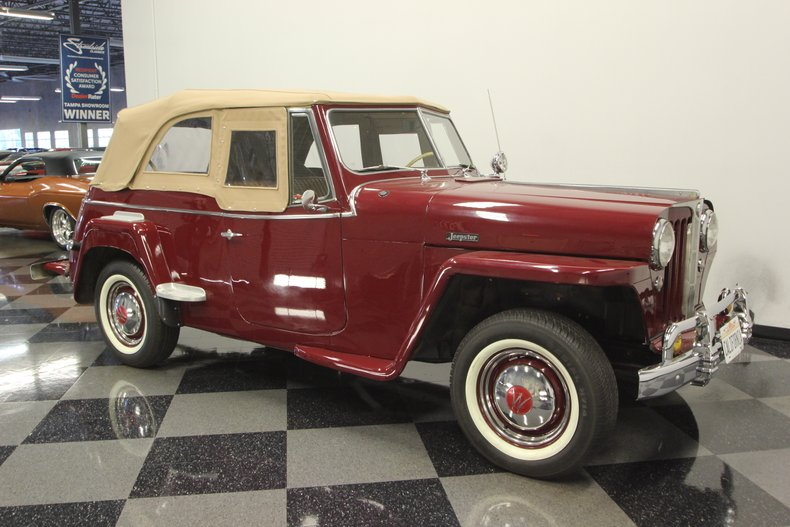 1948 Willys Jeepster 15
