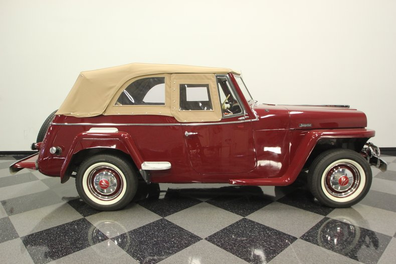 1948 Willys Jeepster 14
