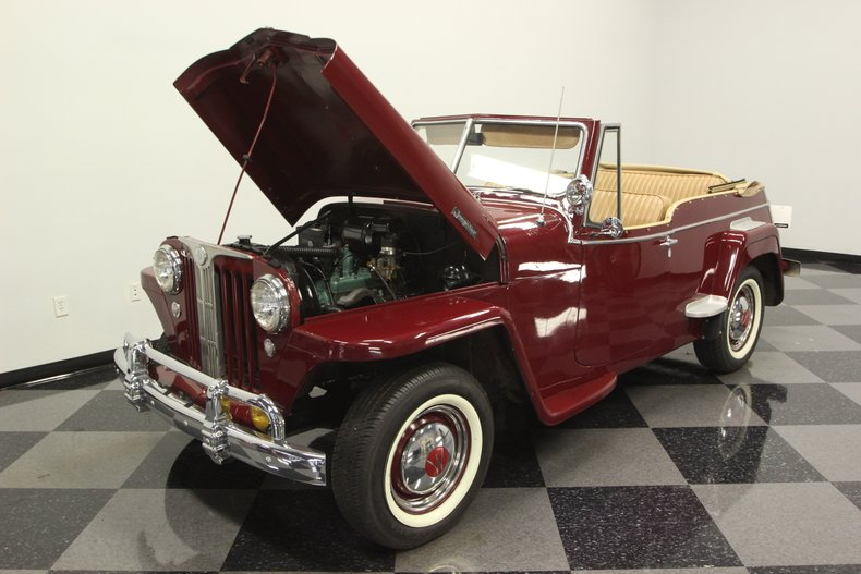 1948 Willys Jeepster 35