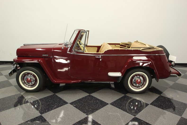 1948 Willys Jeepster 2