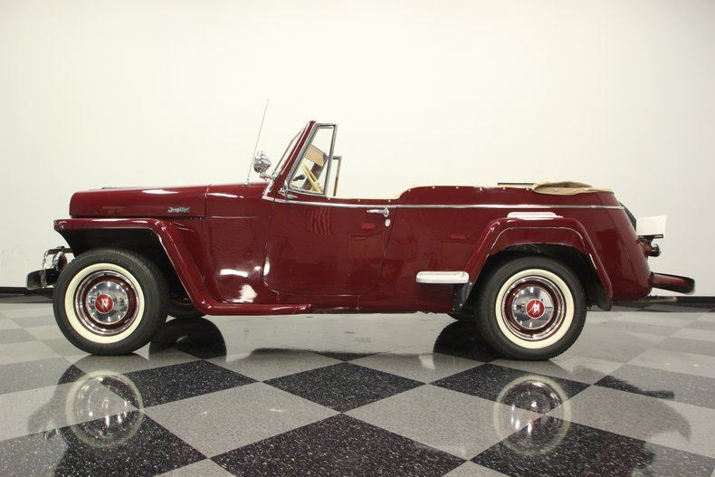 1948 Willys Jeepster 23