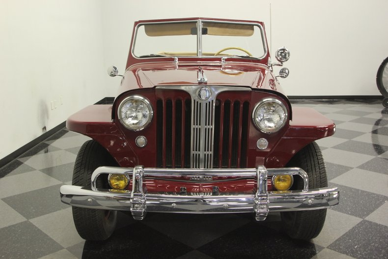 1948 Willys Jeepster 18