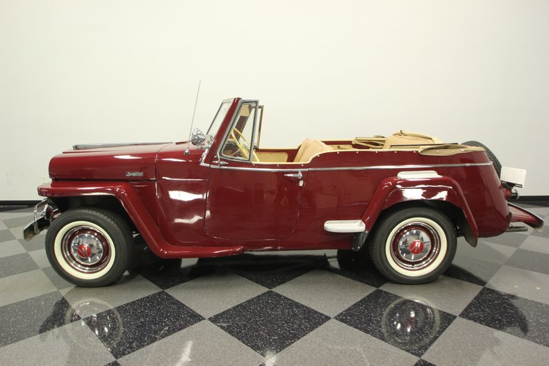 1948 Willys Jeepster 7