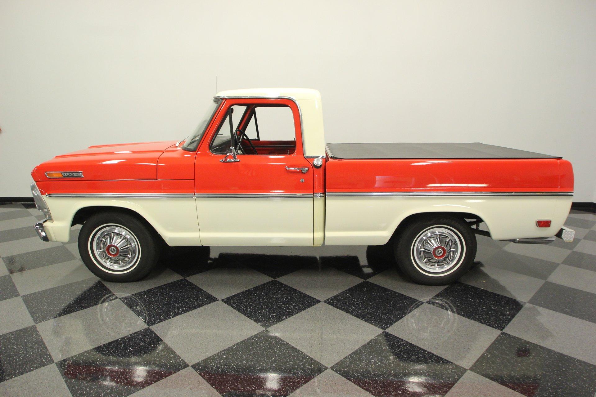 1968 ford f 100 ranger