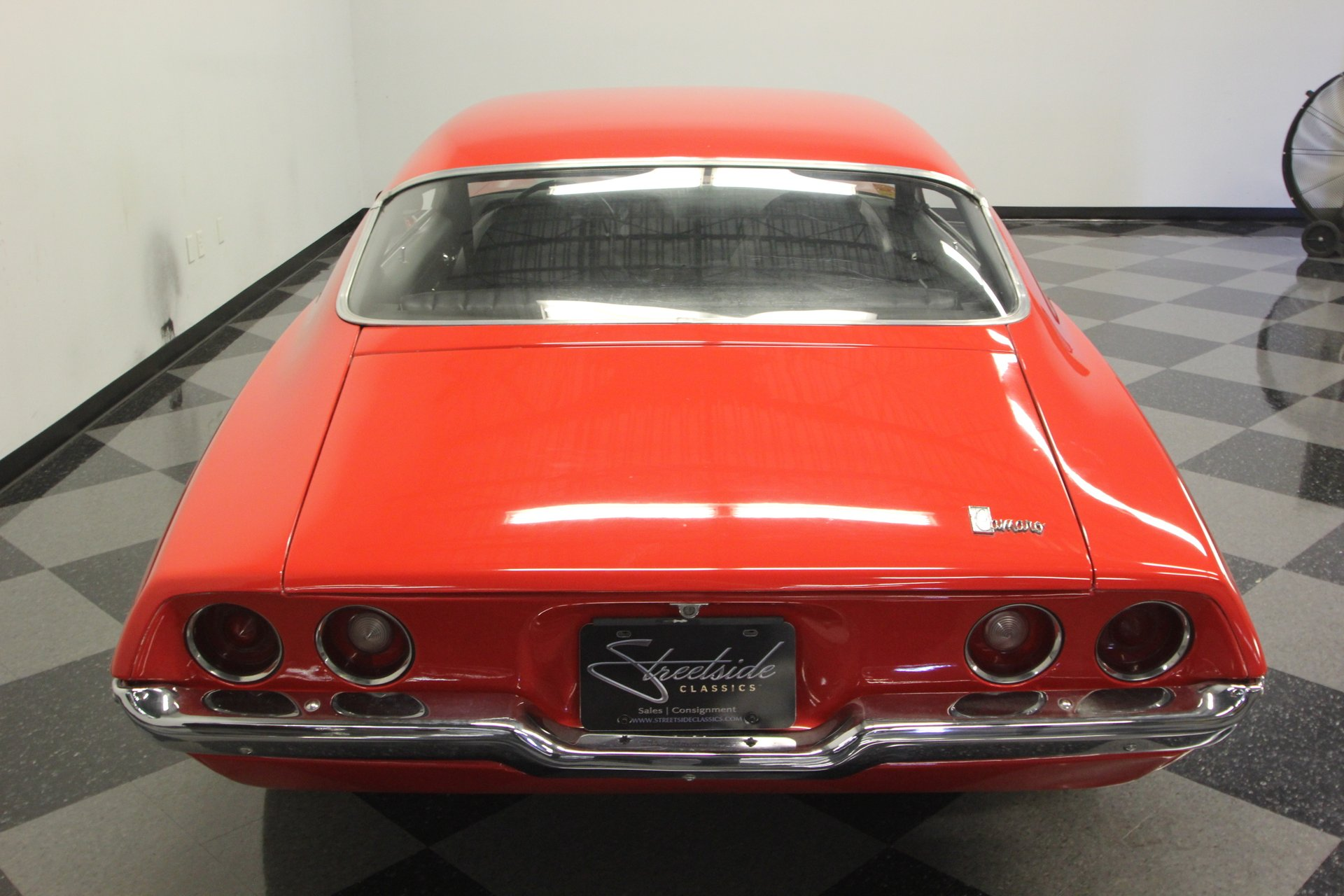 1971 Chevrolet Camaro   Streetside Classics - The Nation's