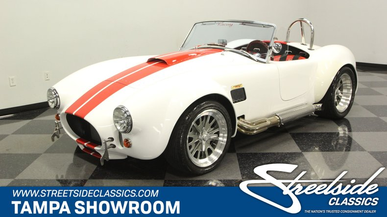 For Sale: 1965 Backdraft Cobra