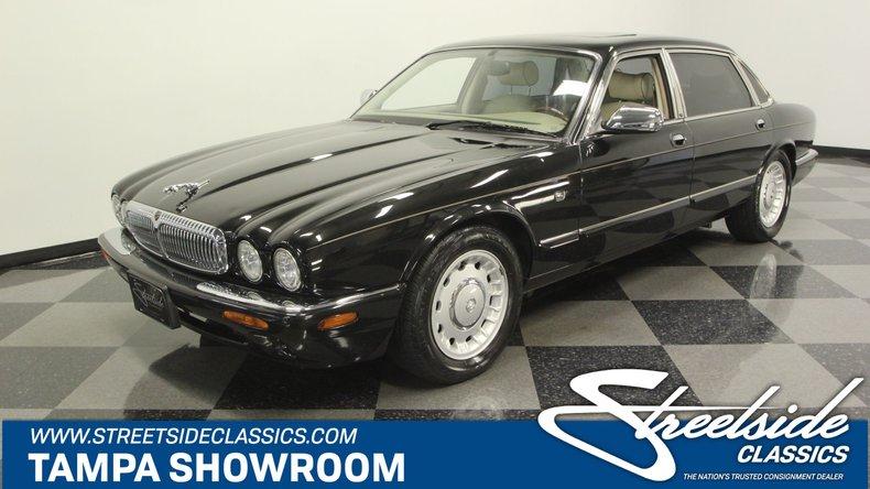 For Sale: 1998 Jaguar XJ
