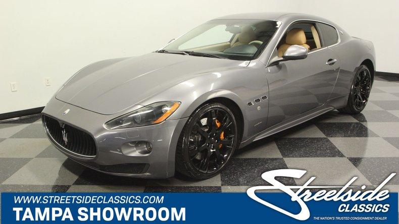 2009 Maserati Gran Turismo For Sale