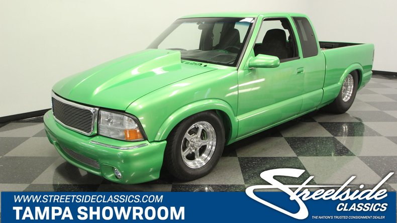 For Sale: 1998 Chevrolet S-10