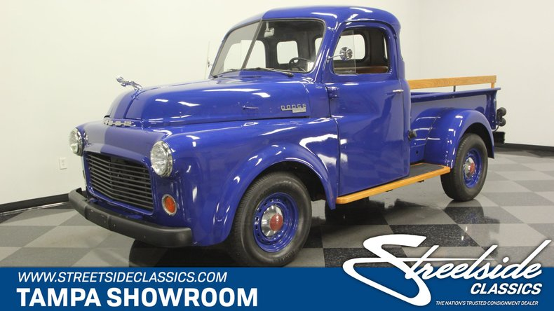 For Sale: 1951 Dodge B-Series Truck