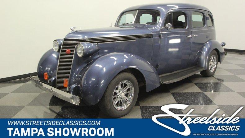 For Sale: 1937 Studebaker Dictator