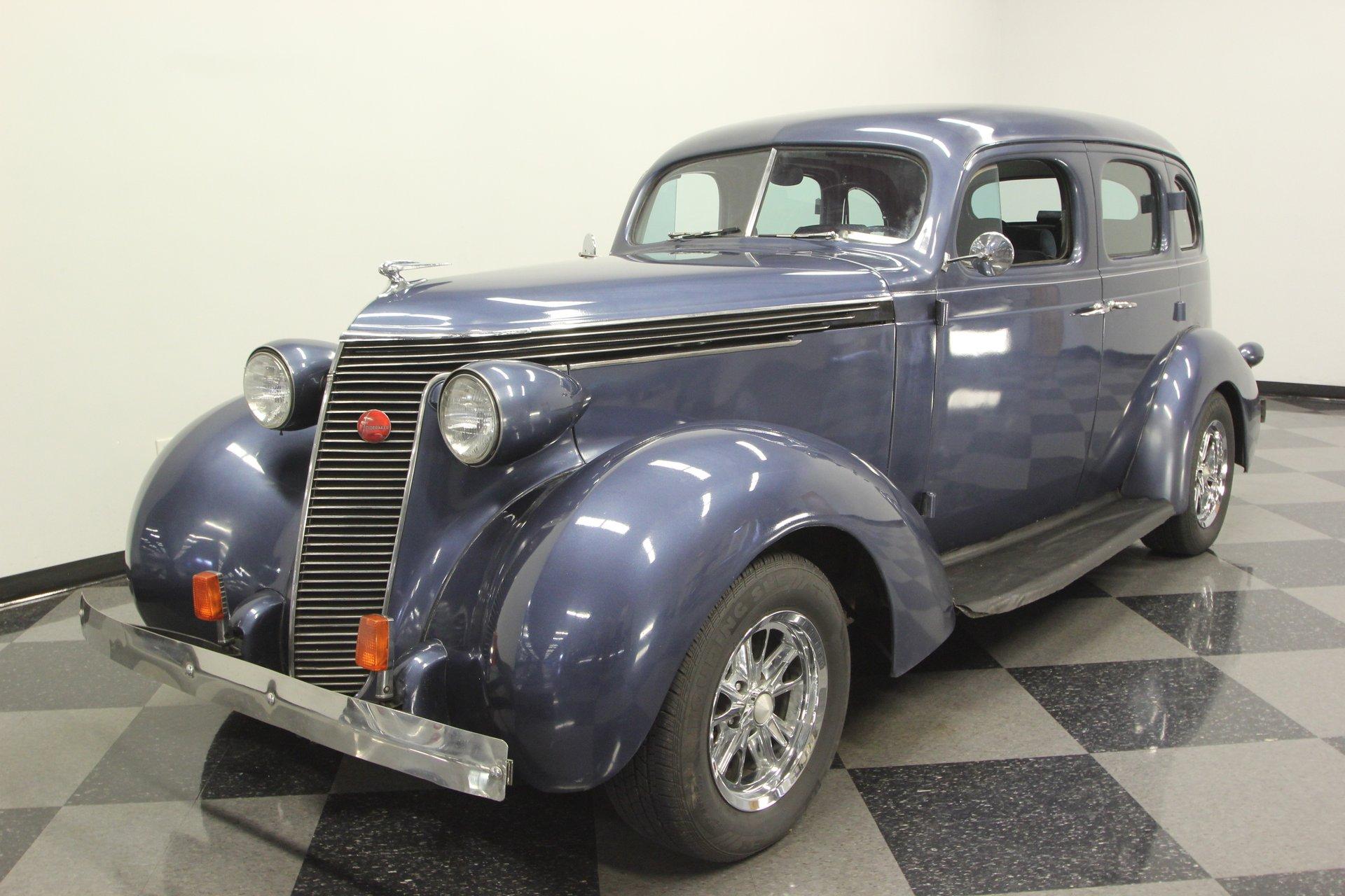 1937 Studebaker Dictator | Streetside Classics - The