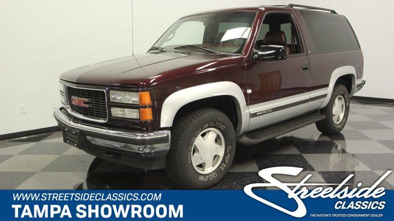 For Sale: 1997 GMC Yukon